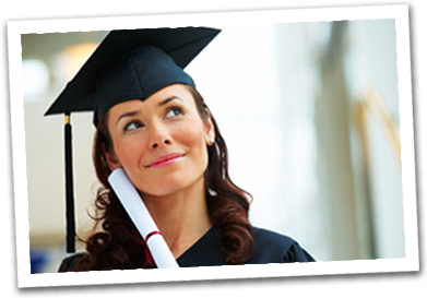 graduate of an online education program